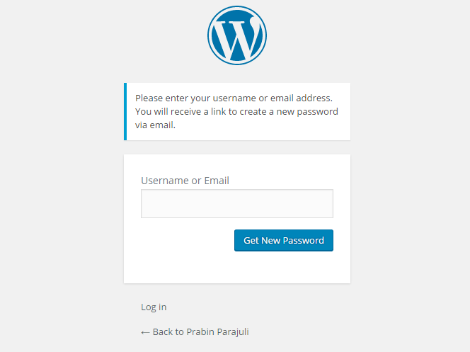 Change From and Email Address names in WordPress
