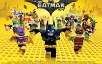 Batman Lego movie review